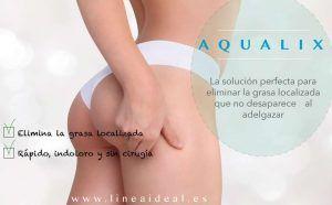 Aqualyx: Diluye la grasa localizada