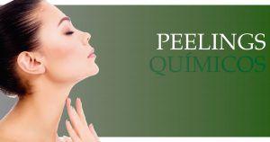 Tratamiento de peeling químico para limpiar tu piel