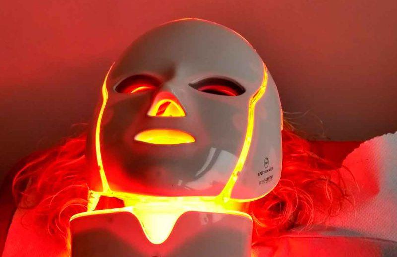 Tratamiento con Máscara LED