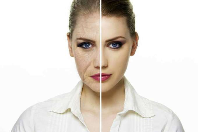 Tratamiento de rejuvenecimiento facial con láser fraccional