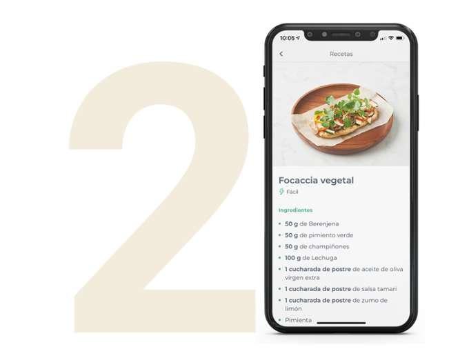 Pronokal Connect - Recetas y consejos nutricionales