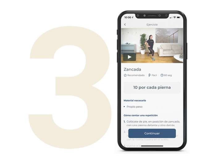 Pronokal Connect - Ejercicios en vídeo